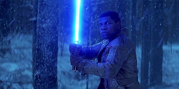 Finn The Last Jedi