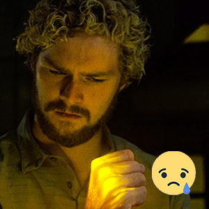 Iron Fist Vote Sad