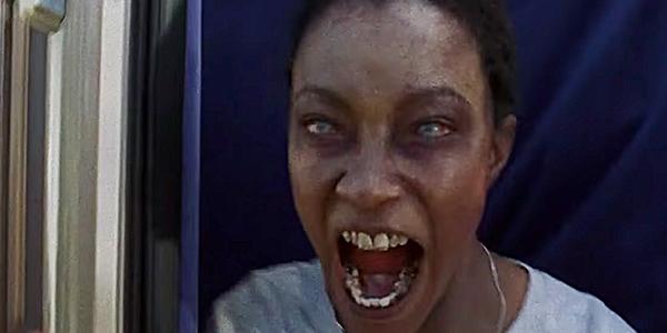 Sasha Goes Zombie