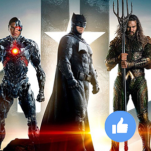 Vote for Justice League as your favorite trailer