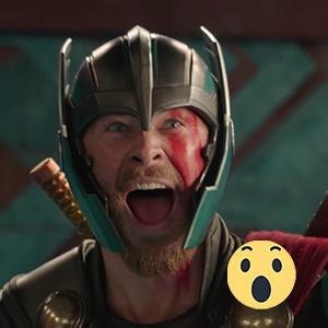 Vote for Thor Ragnarok as your favorite trailer