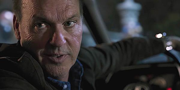 Michael Keaton in Spider-man Homecoming