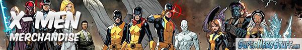X-men Merch at Superherostuff.com