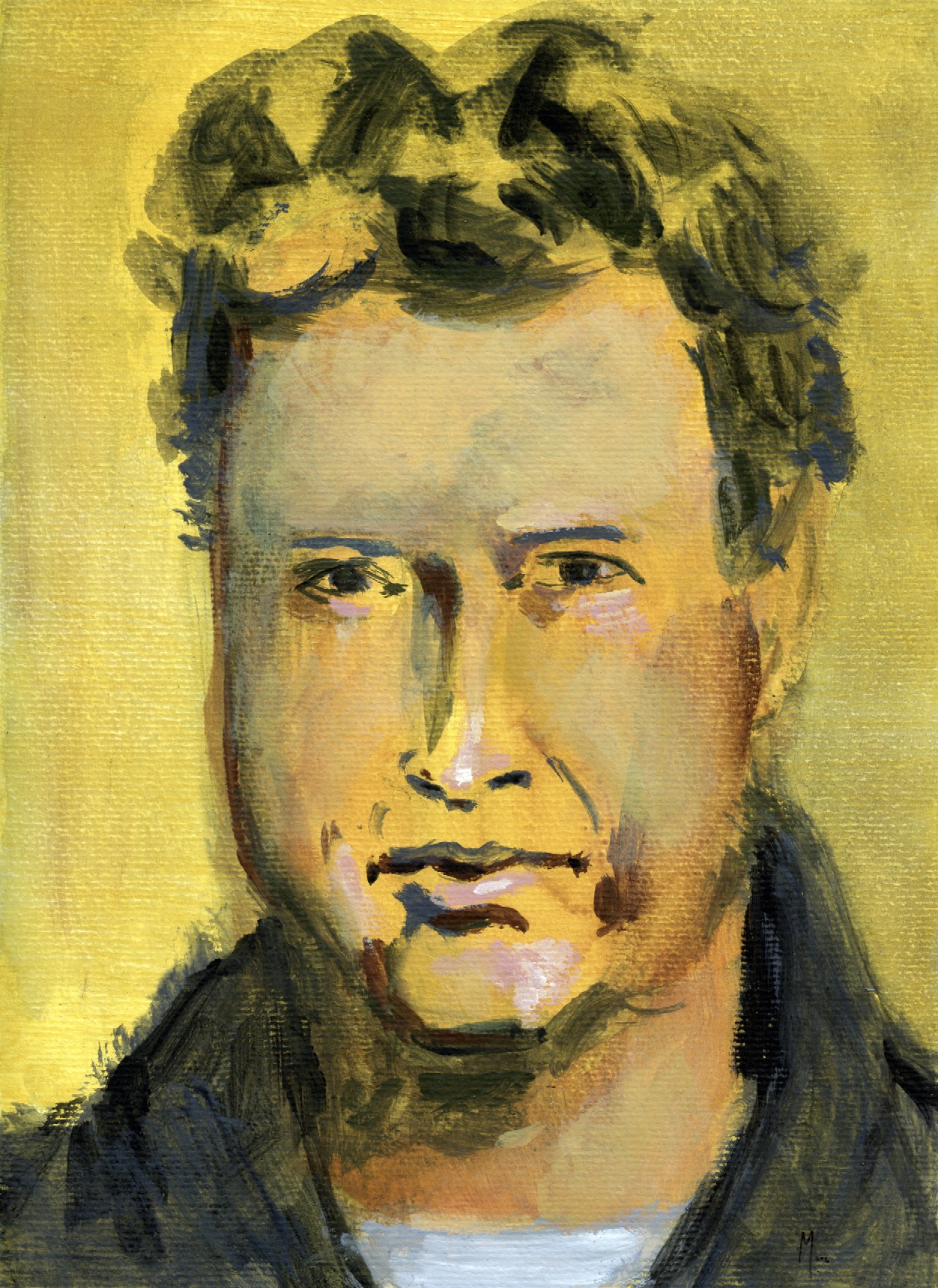 Quick Portrait Painting, 1 Day Workshops