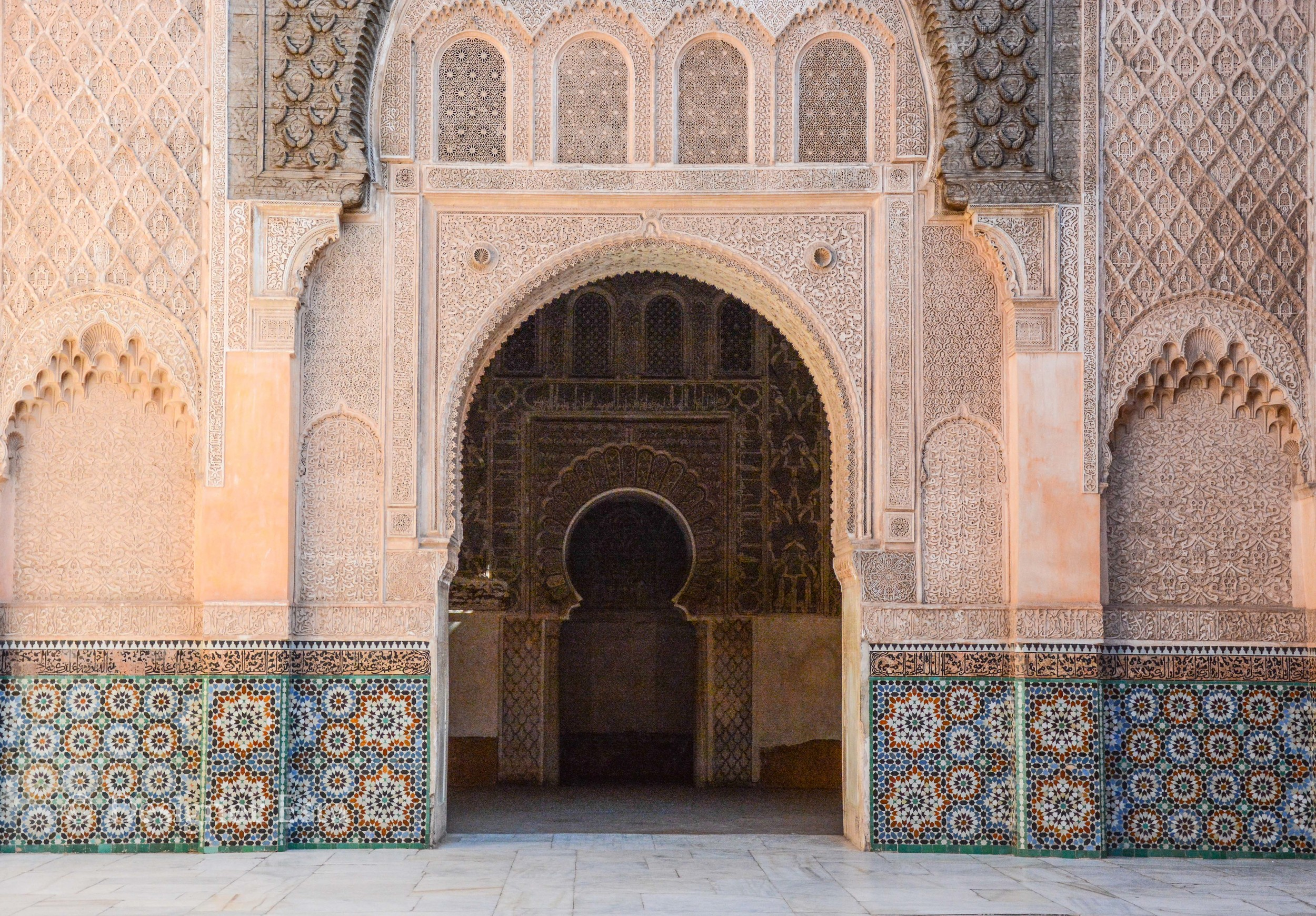Moorish Islamic Patterns