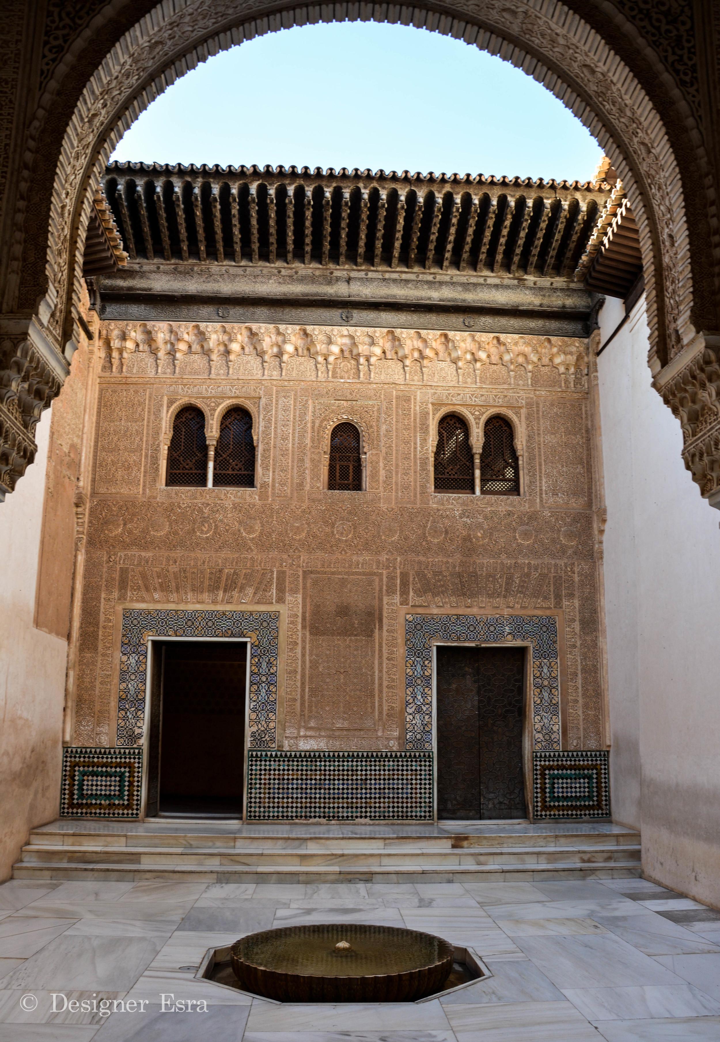 Arches in Granada