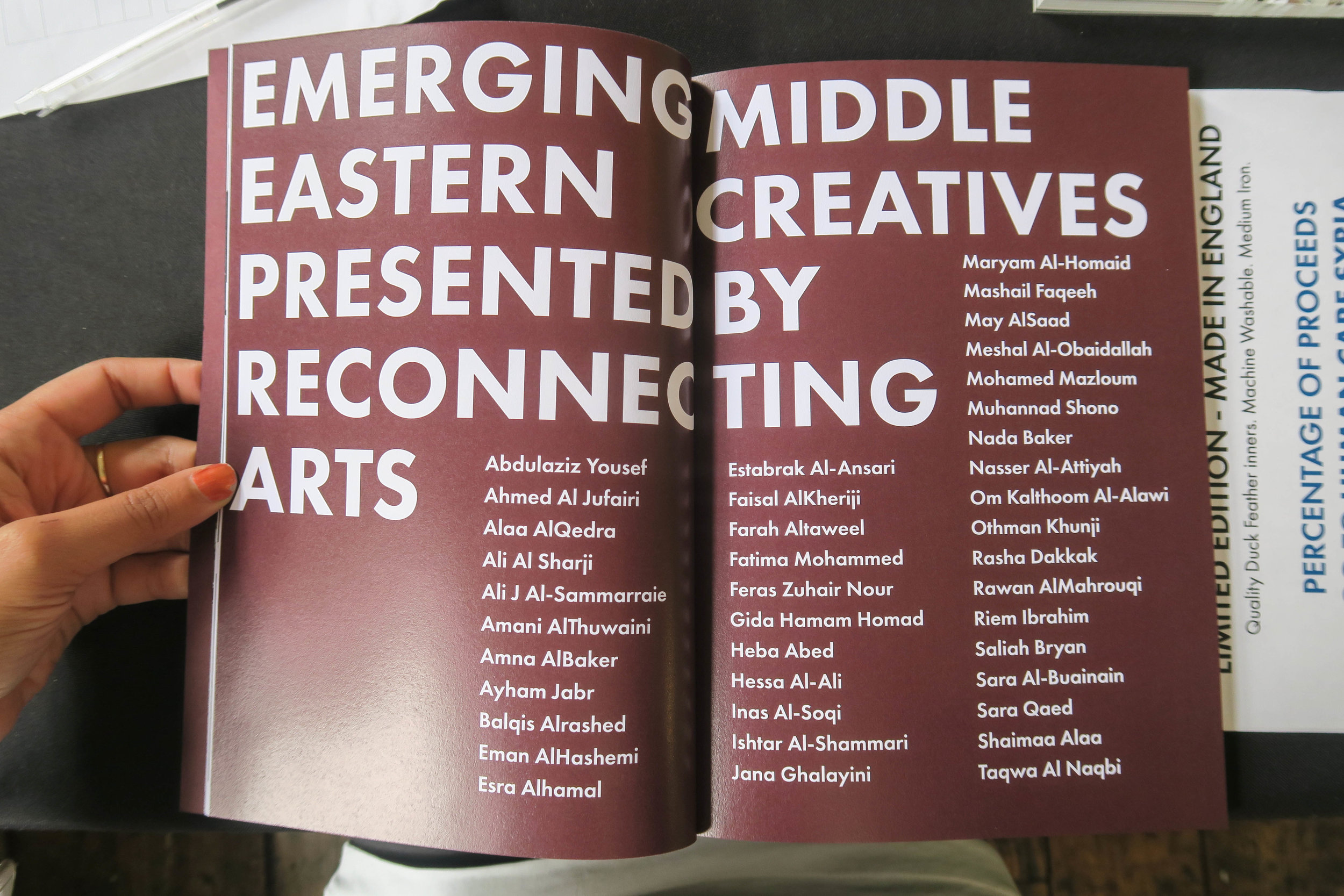 Emerging Middle Eastern Artists