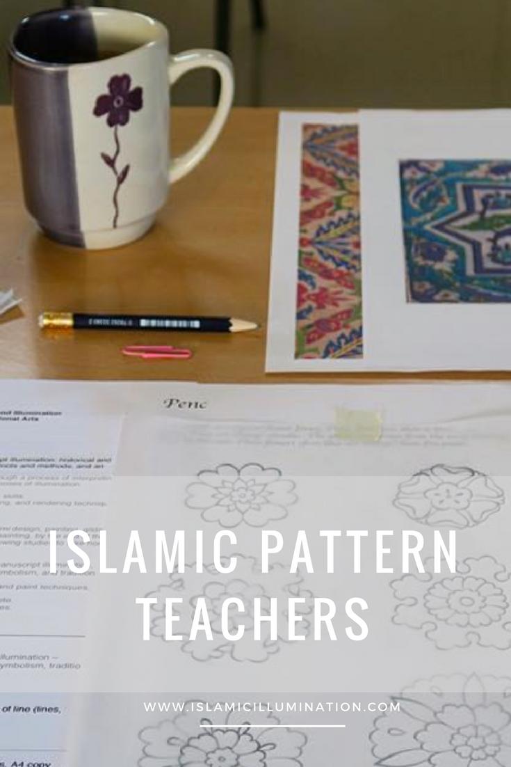 Islamic Pattern Teachers