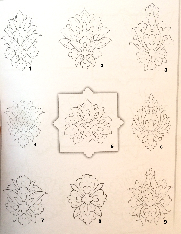 Islamic Illumination Practice 1