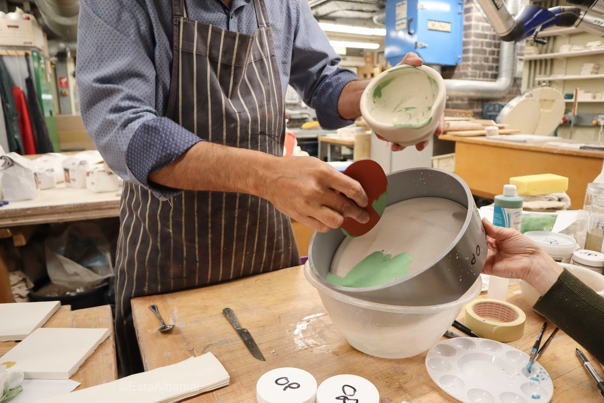 Needed Equipment to Make your own glaze
