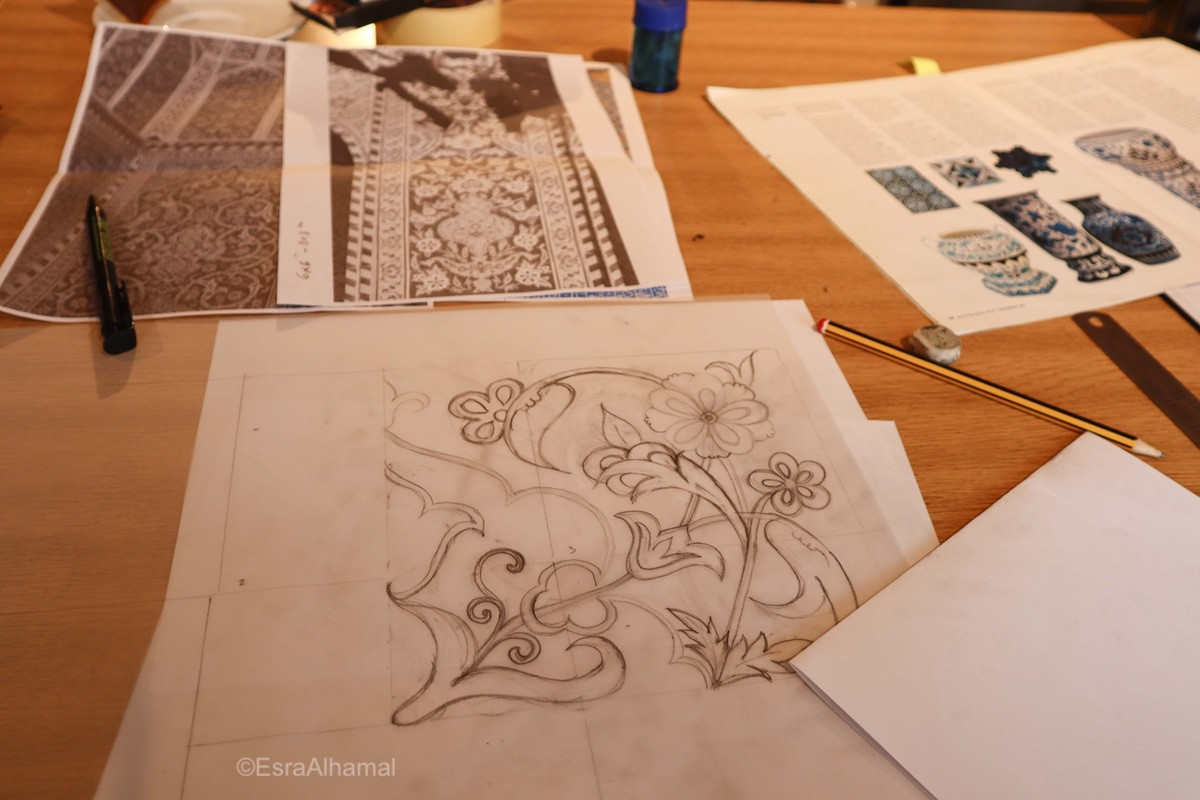 Islamic Designs for Tiles