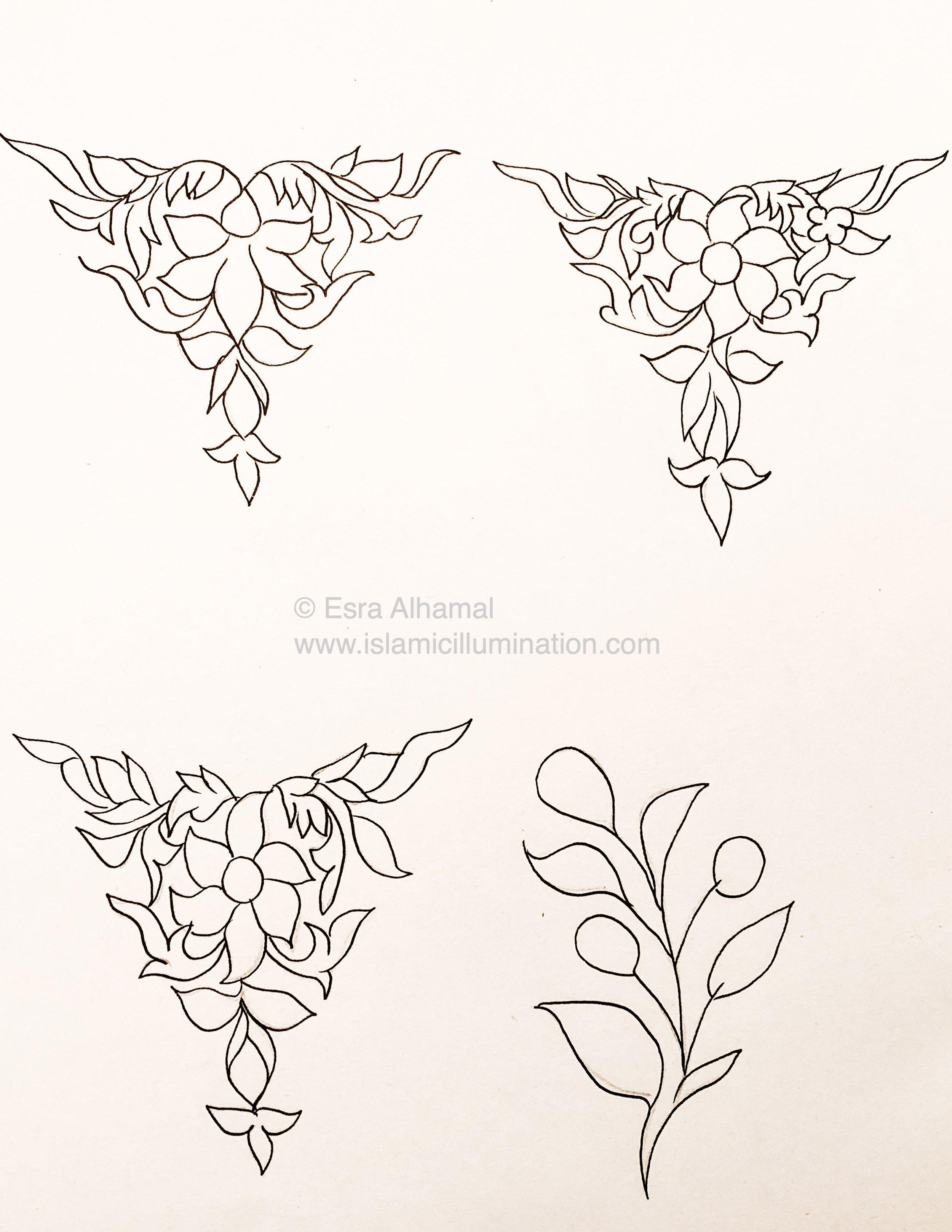 Golden Flower Challenge | start from the left 5, 6, 7, 8