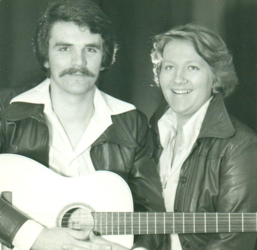 Helene & Morgan, Photo Studio 1979