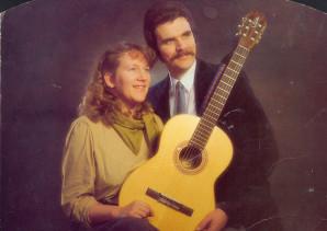 Helene & Morgan, Photo Studio 1984