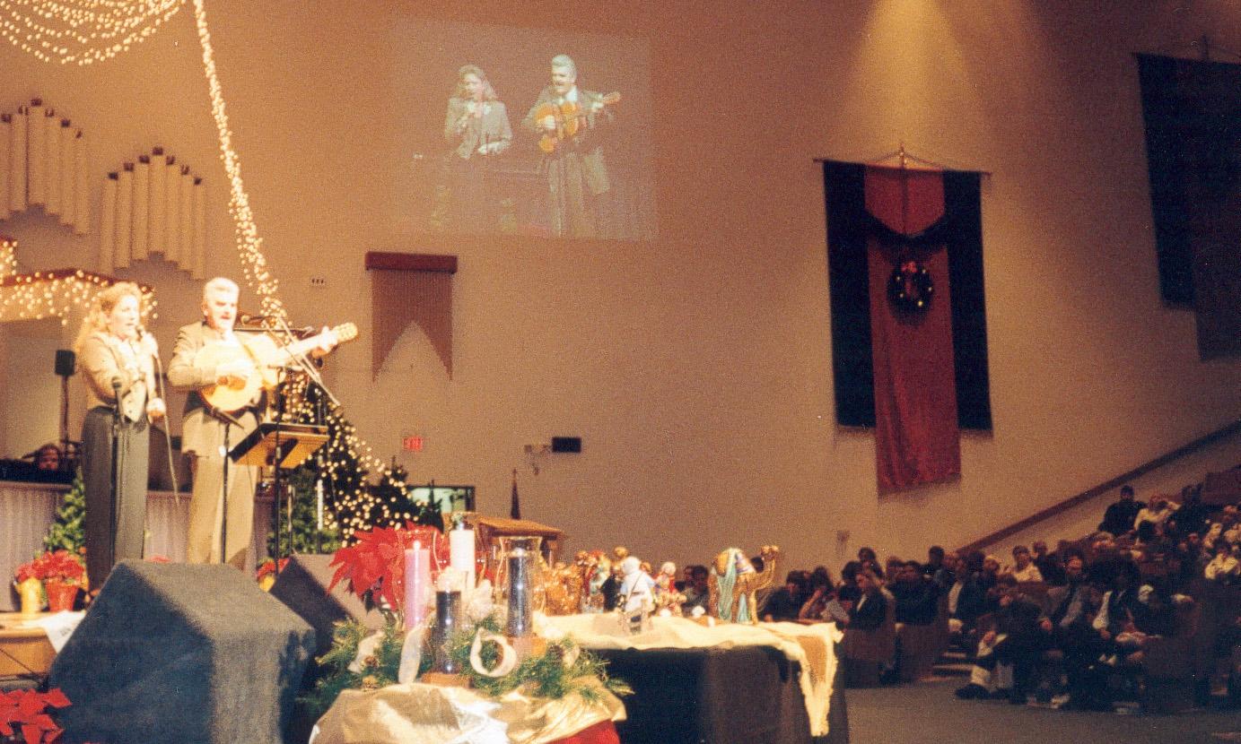 Central Community Church, Wichita, KS