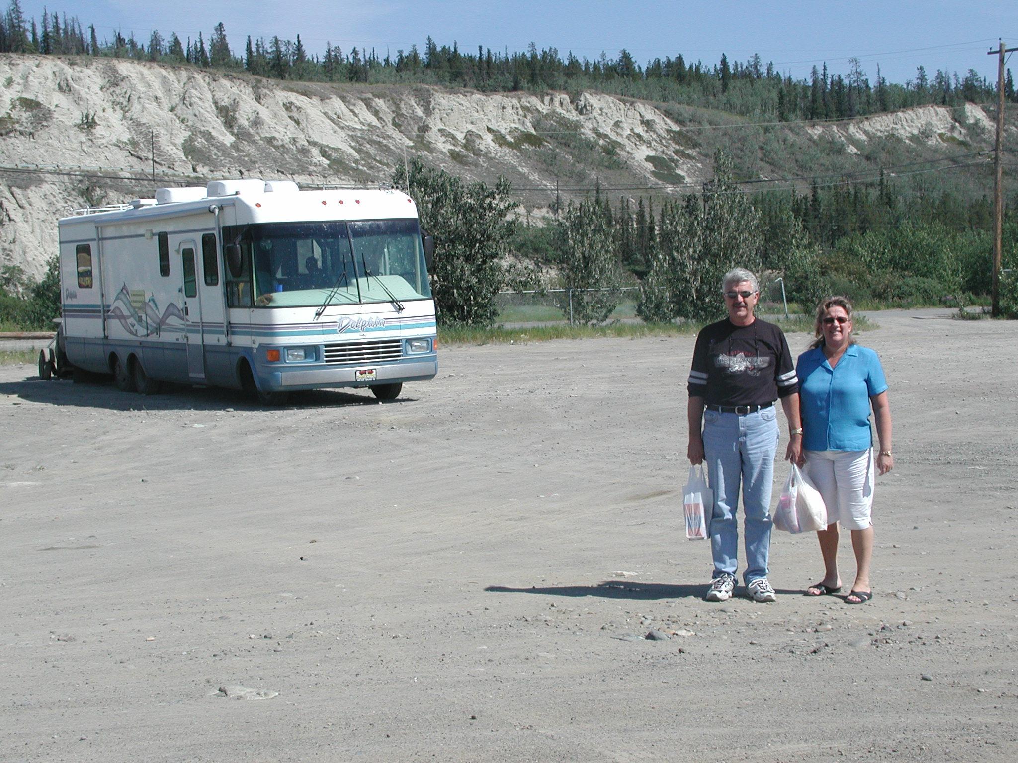 Braving the Alaska Highway
