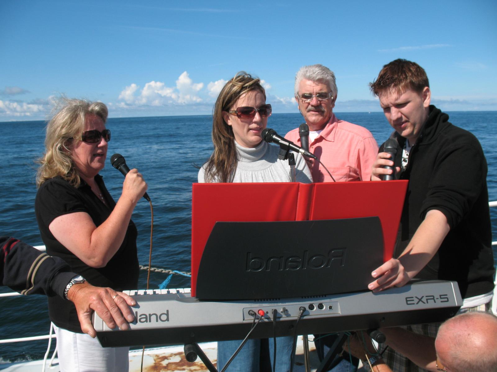 Ministering in the Gothenburg Archipelago
