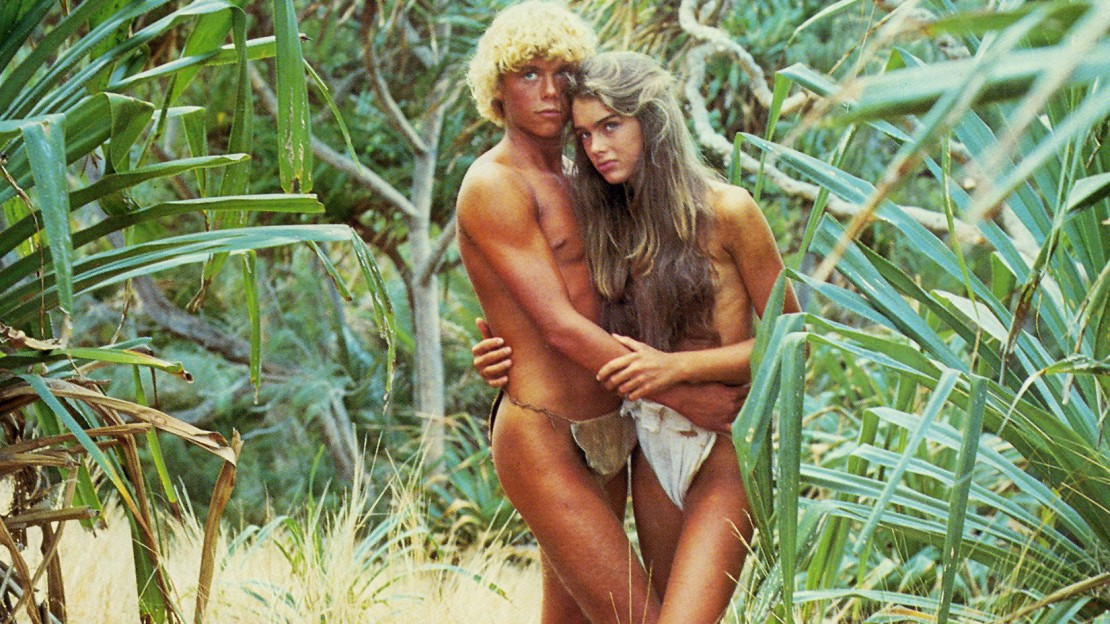 'The Blue Lagoon' (1980), shot in Fiji