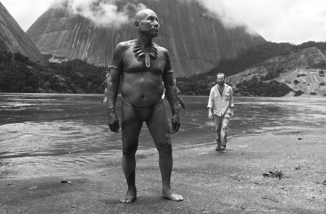 'Embrace of the Serpent,' shot in ColombiaCredit: Oscilloscope Laboratories