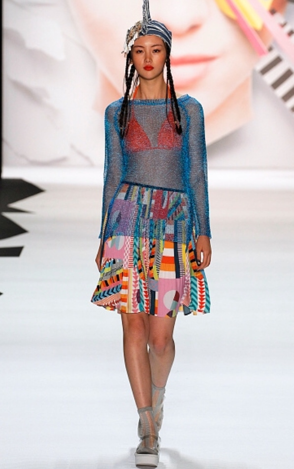 DESIGUAL FASHION WEEK