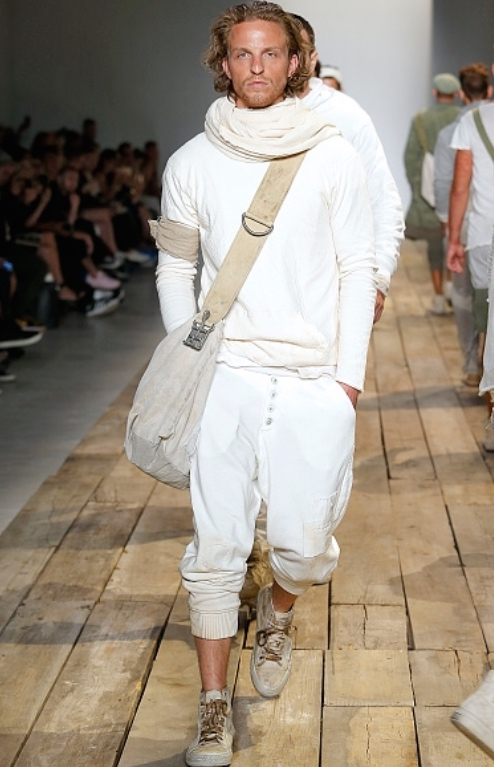 GREG LAUREN MEN'S FASHION WEEK