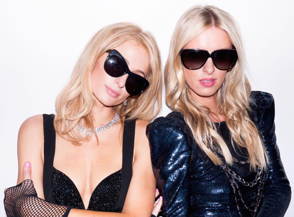 TERRY RICHARDSON PARIS HILTON, NICKY HILTON