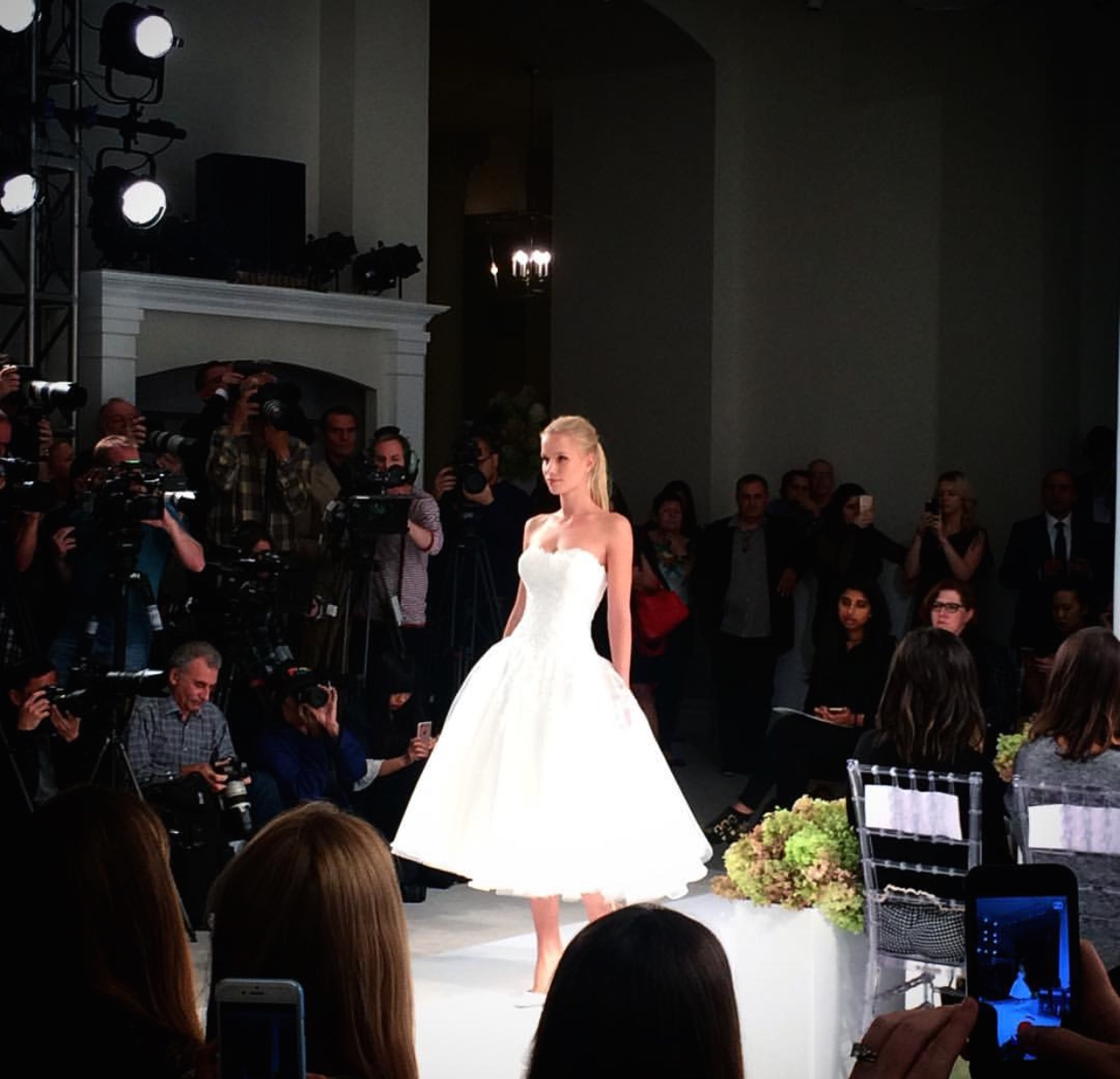 DENNIS BASSON BRIDAL FASHION WEEK