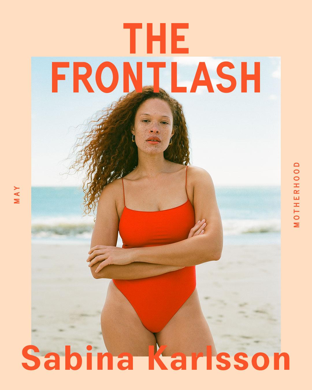 Sabina for The Frontlash