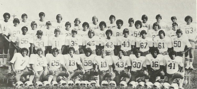 Undefeated Season 1978 CCL Champions