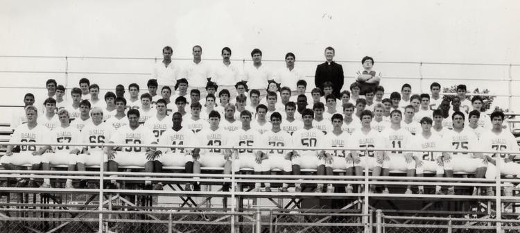 Undfeated Season 1986 CCL Champions