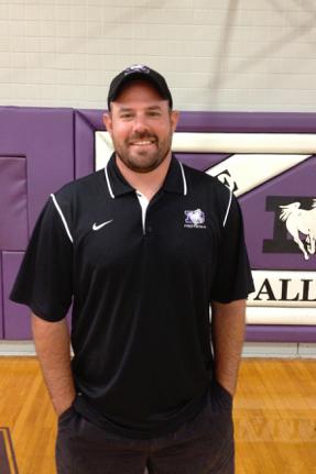 Jason Wiggins '96  Defensive Line Coach