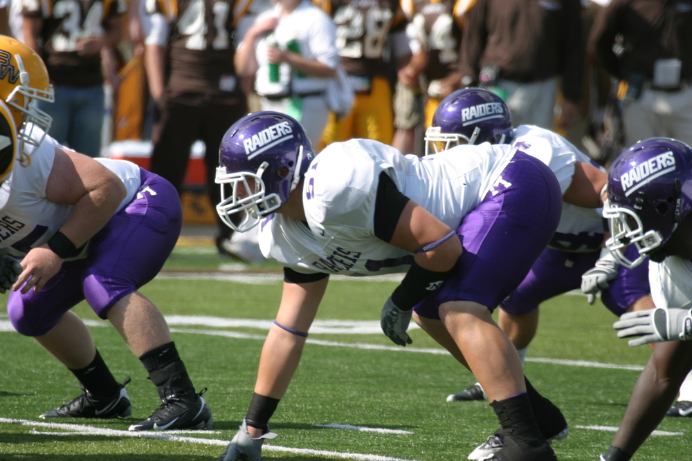 Matt Williamson 2009 D3Football.com First Team All-American at Mount Union