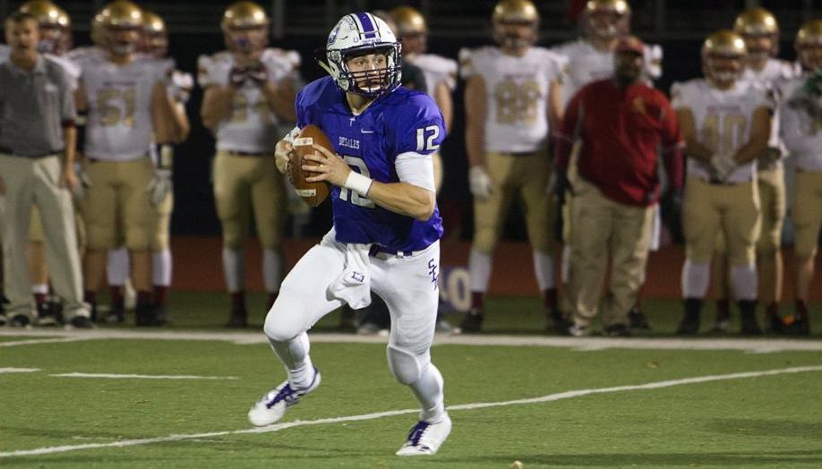 Cole Silvestri had a hand in five touchdowns in the Stallions fifth straight win over Watterson