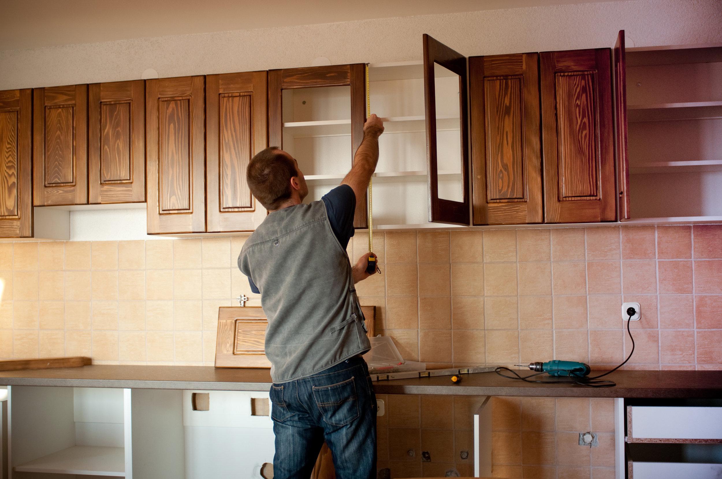Cabinet Upgrade