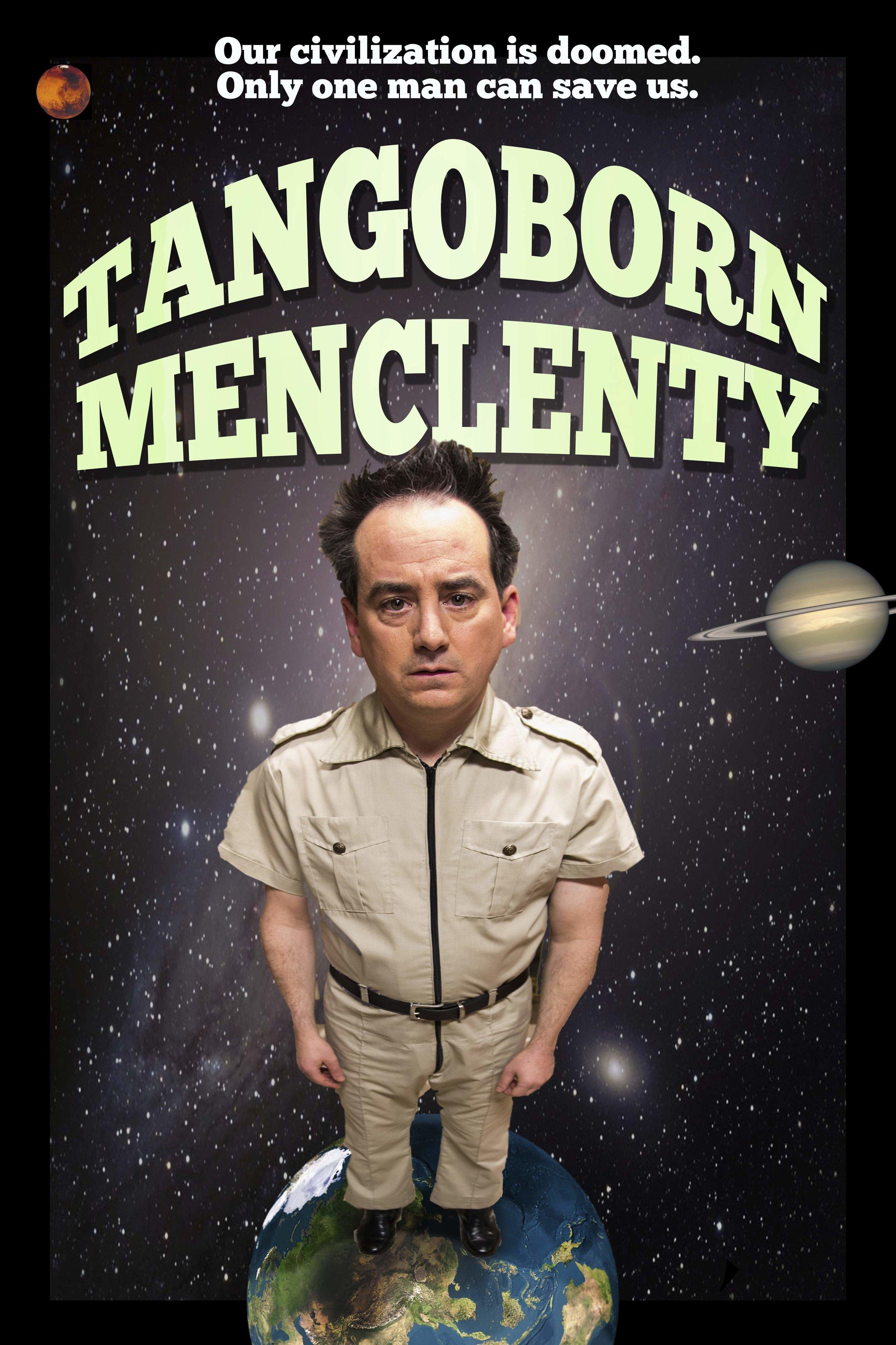 BEST SCI-FI FILM:   TANGOBORN MENCLENTY