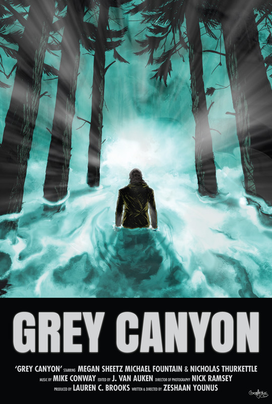 BEST HORROR SHORT:   GREY CANYON