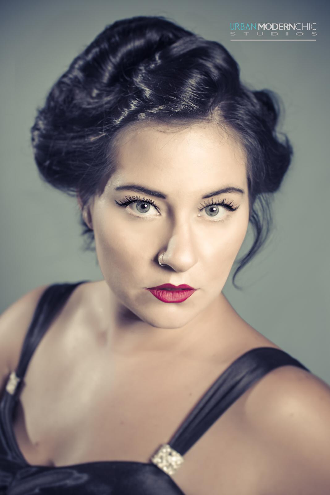 Ashley Stone Headshot - EP photography
