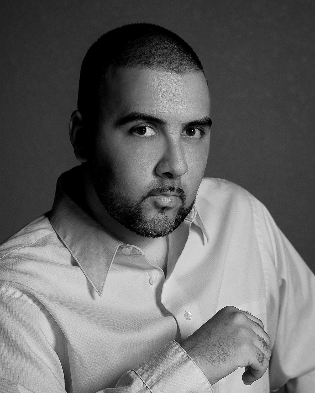 Male Headshot- EP Photography