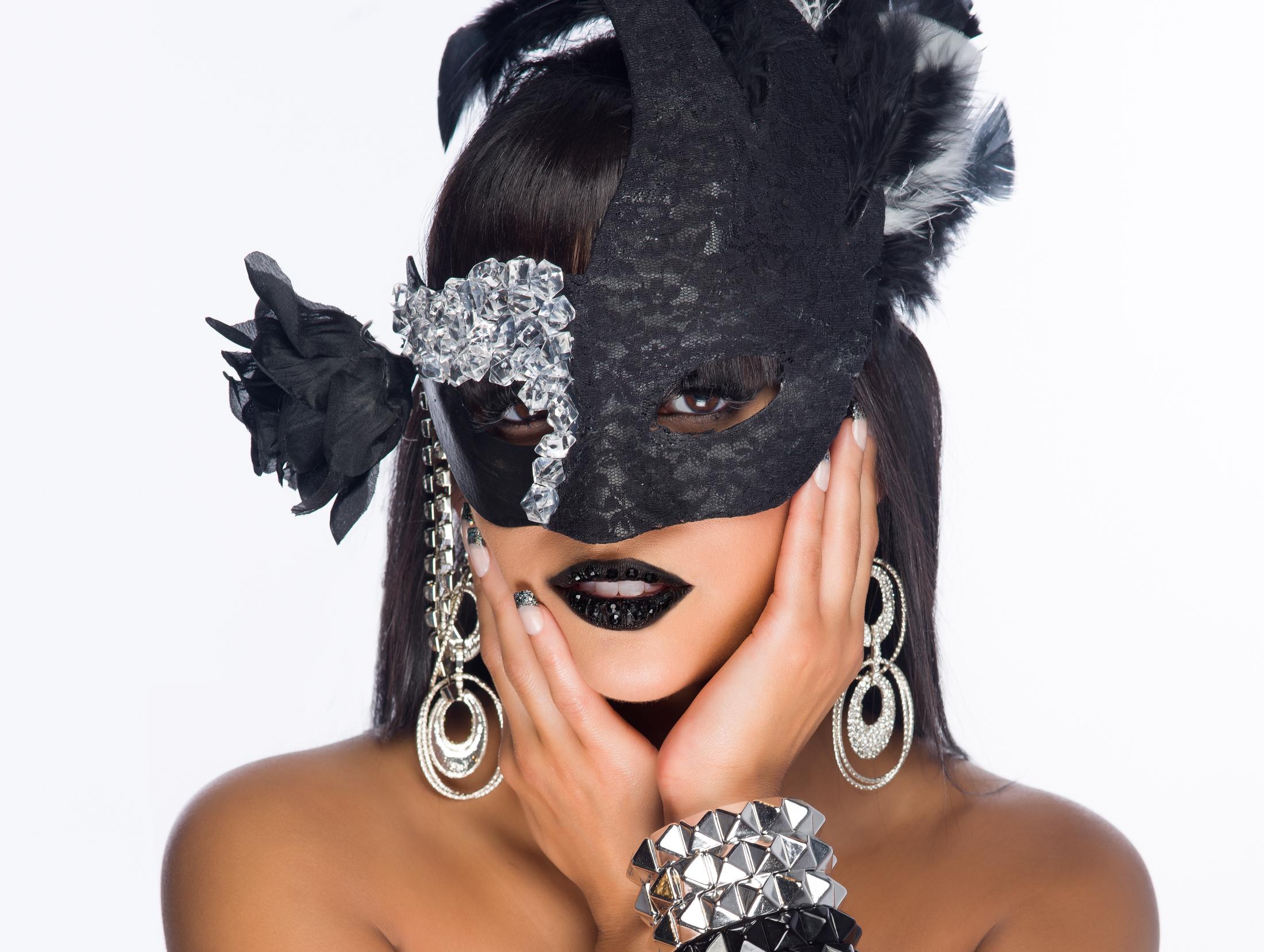 Masked Headshot - EP Photography
