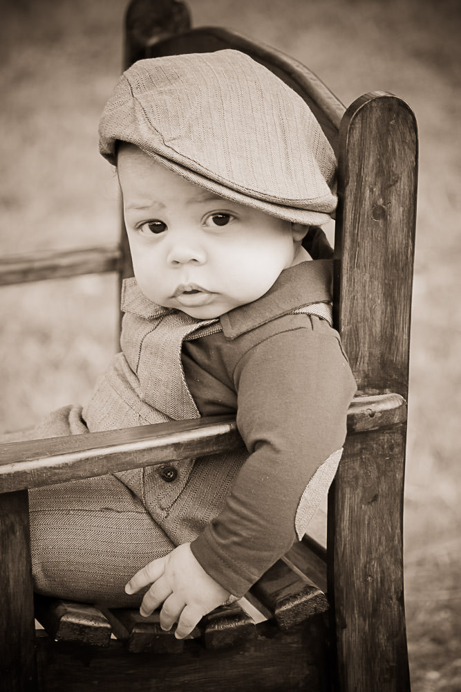Lifestyle baby photo - EP Photography