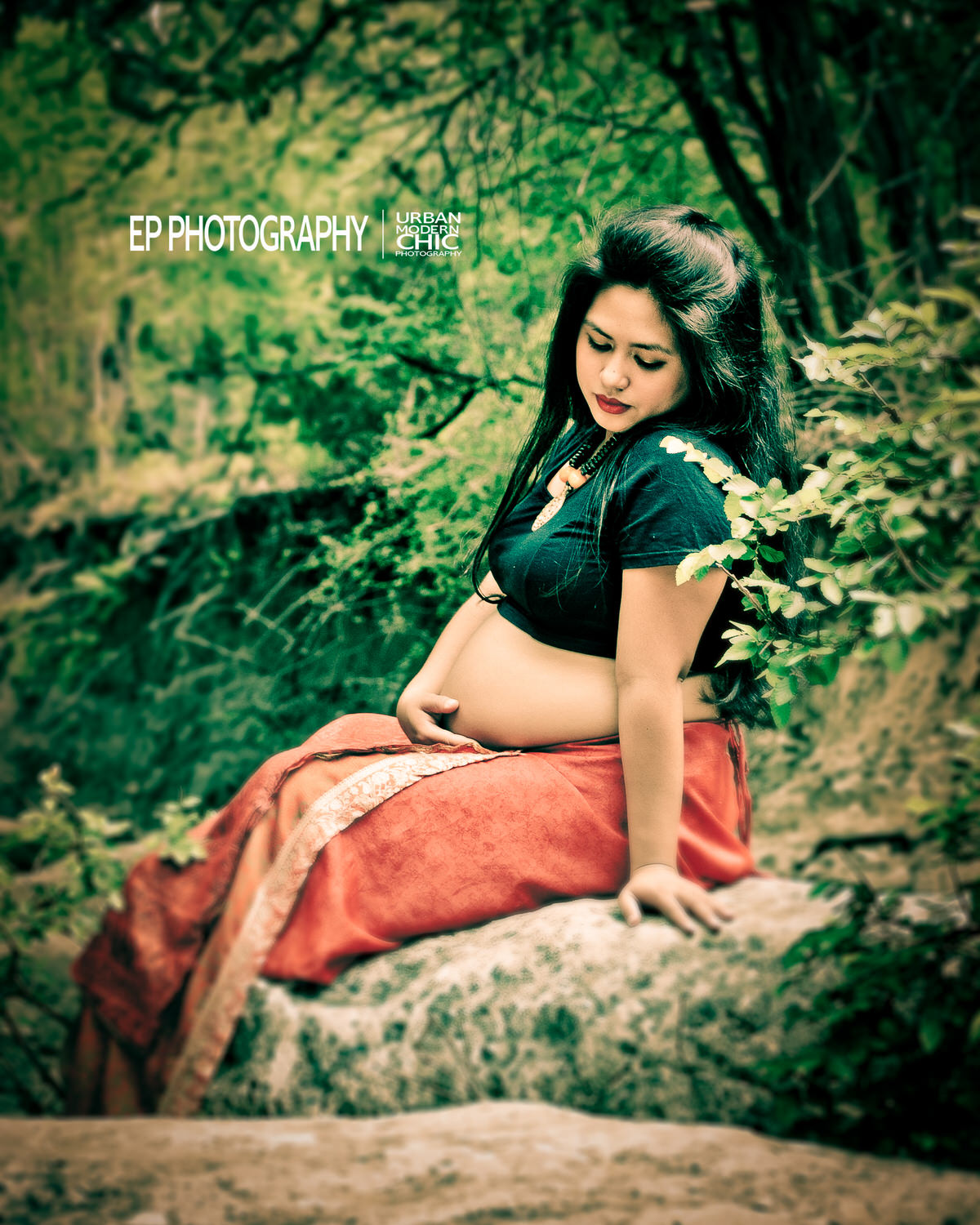 Maternity Session - EP Photography
