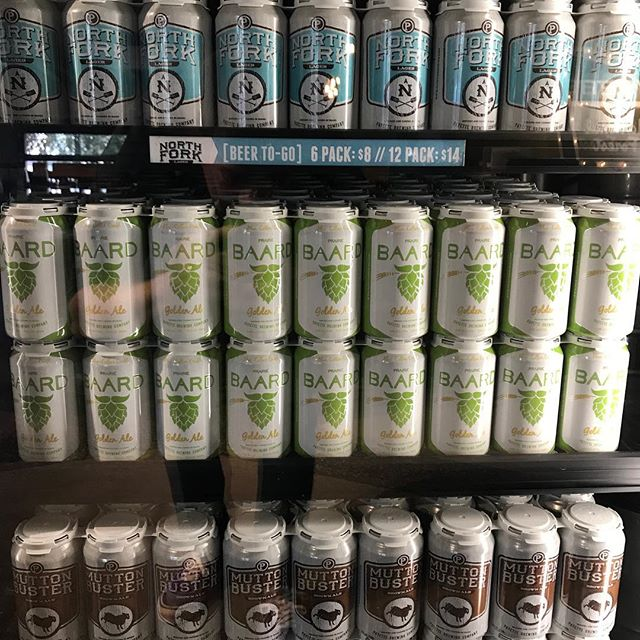 Need some beer for the lake, watching football or camping this weekend? Head down to @payettebrewing.  Our cans have officially hit the shelf! #Baard #BlueCollar