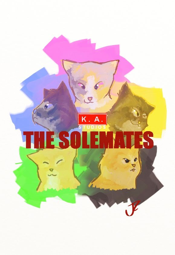 The Solemates by Motherforcats