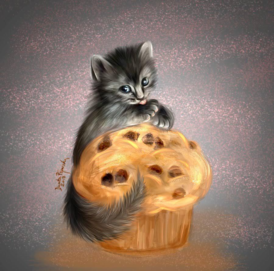 Muffin by Dotty