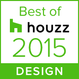 Houzz Design Winner 2015