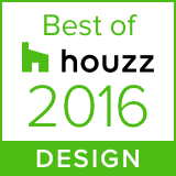 Houzz Design Winner 2016