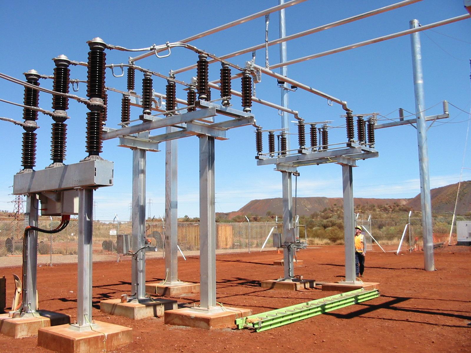 substation disconnectors transmission distribution generation