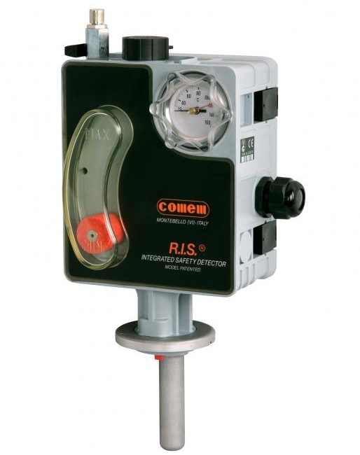 ris integrated safety device for transformers