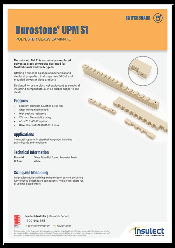 Insulect Switchgear - Durostone UPM S1 - switchboard.png