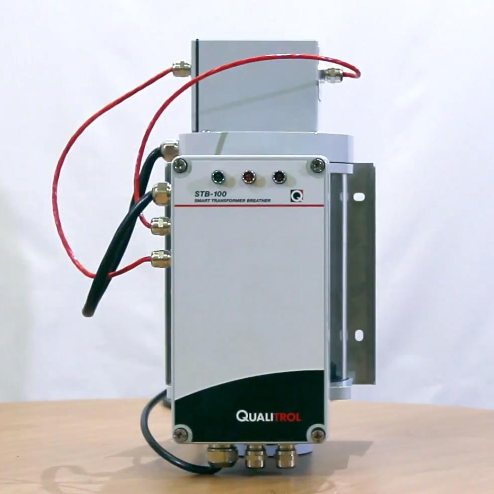 TRANSFORMER PROTECTION & MEASUREMENT - Devices for pressure, moisture, oil level, oil temperature, gas accumulation
